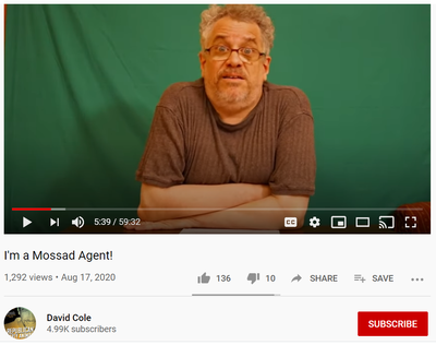 David Cole - Mossad Agent video.png
