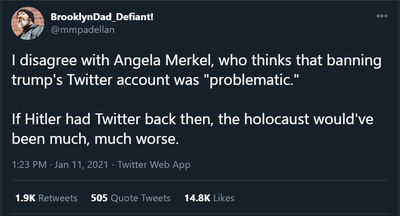 BrookylnDad twitter guy says If Hitler had Twitter the Holocaust would have been much worse.png