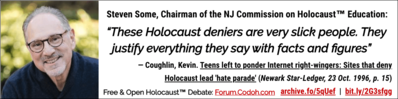 Holocaust Deniers justify everything with facts and figures.png